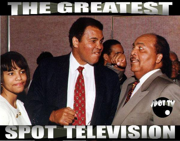 SPOT-TV Mourns The Loss Of The Greatest